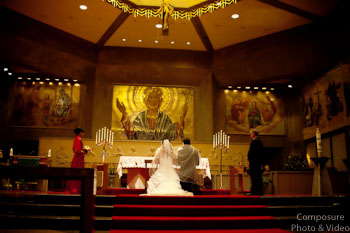 Weddings at St Anthony of Padua